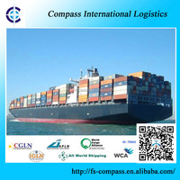 Free shipping container consolidation from China to CRUZ GRANDE Chile sea freight forwarder
