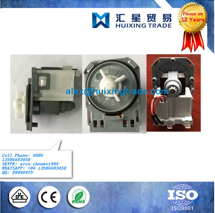 hot sale askoll drain pump, washing machine drain pump, dishwasher drain pump motor