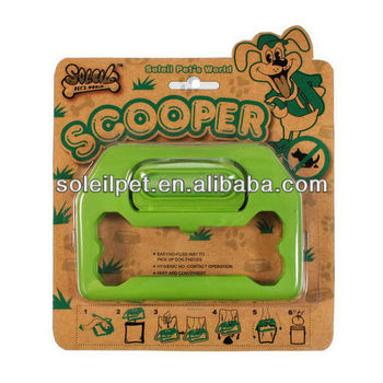 Pet Biodegradable Hiking Scooper Dog