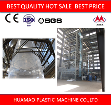 HDPE Wide and Low-pressure Film Blowing Machine