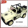 1:16 scale 4ch jeep toy rc army car