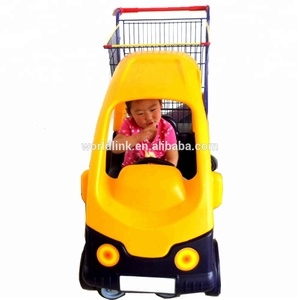 Supermarket Convenient High Quality Shopping Children Cart