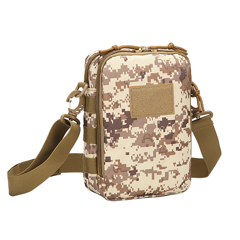 Hot Verkoop Outdoor sport fanny Schoudertas kan Taille pouch tactische molle utility bag