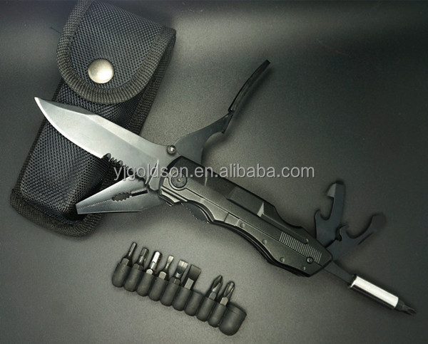 Best selling new style multi functions Stainless Steel folding knife