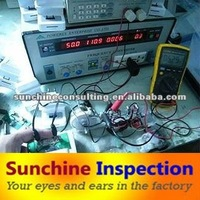 QC inspection Service: During Production Inspection