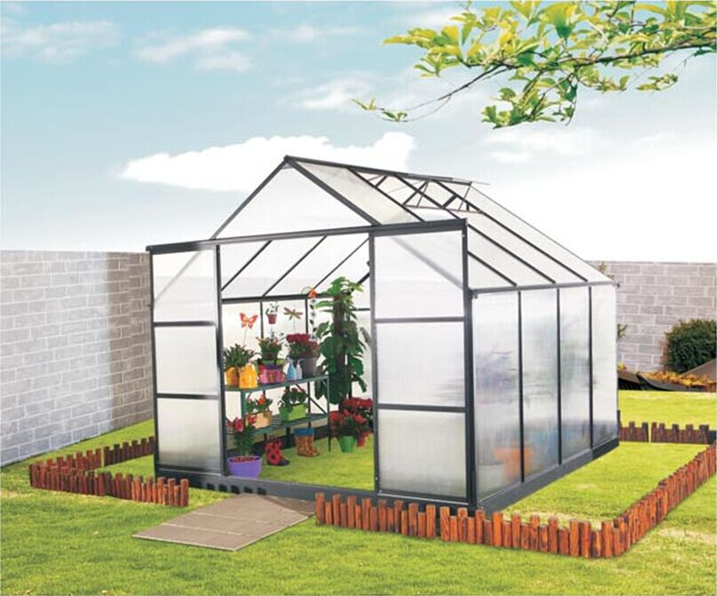Aluminum Greenhouse Parts Aluminum Greenhouse Parts Suppliers and