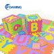 Ifoaming Alphabet Puzzle Play Mat 26-tile EVA Foam Multi-color Kids Floor