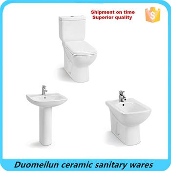 Raca Sanitary Ware Manufacturer Bathroom Sets Toilet Bowl