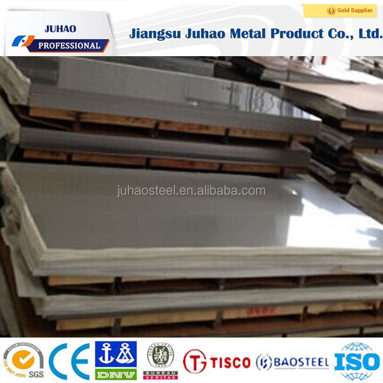 Reduction price 201 hot rolled stainless steel plate NO.1 finish