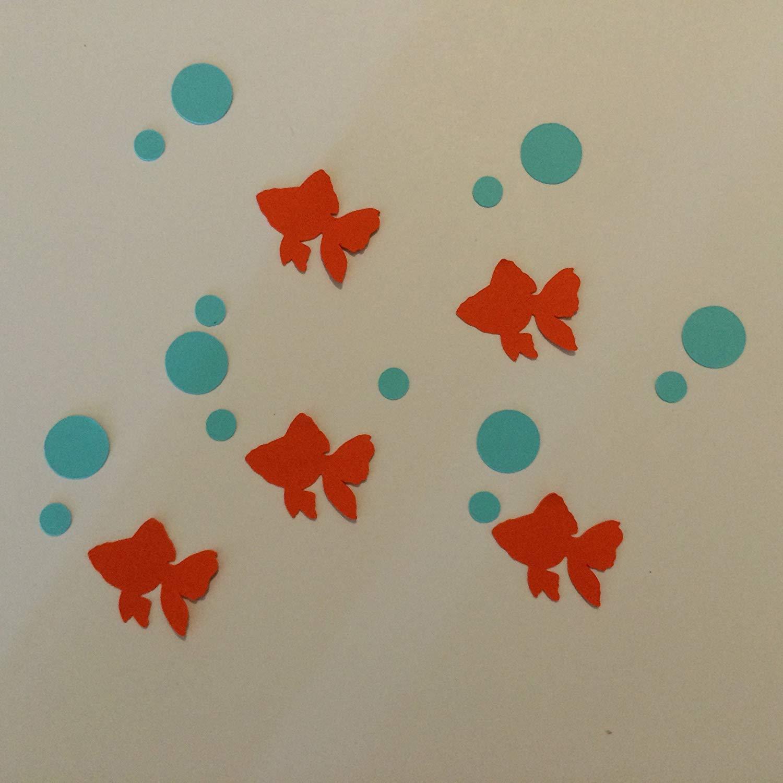 braeccesuit Babys Goldfish Goldfish Bowl Long Sleeve Romper Onesie Babysuit Jumpsuit