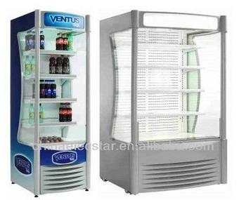 Kühlschrank Getränke : Multideck display vorne offen kühler kühlschrank supermarkt