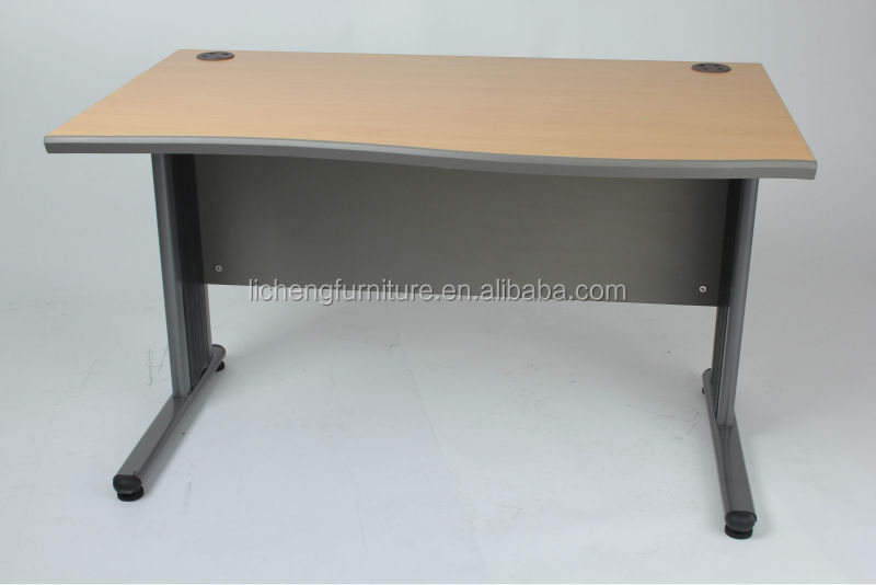 wooden office desk simple. simple wood office desk with metal legsoffice table wooden p