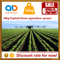 ag drone crop sprayer agriculture RC agdrone 30kg payload promotion