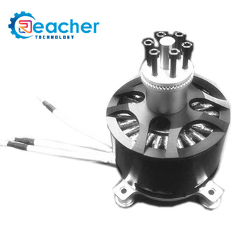 RT12090 130KV 15kw brushless motor with 40kg thrust dc motor 15kw for  electric paragliders, View 15kw brushless motor, OEM Product Details from
