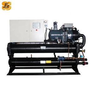 CE certificate Heat recovery water cooled liquid chiller