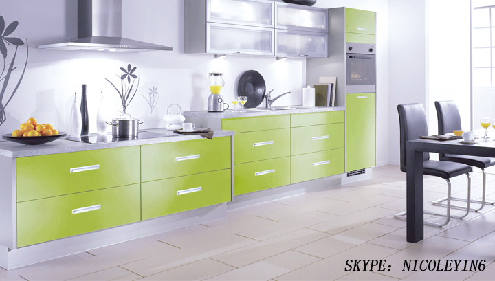 modular color combinations laminate wooden kitchen cabinet: modular kitchen colors