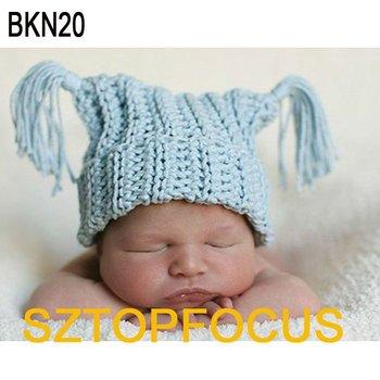 Crochet Los Sombreros Del Bebé Recién Nacido Punto Gorros - Buy ...