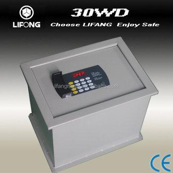 Hidden Safe Box Install Into Floor Or Wall - Buy Hidden Safe Box,Hidden  Safe,Wall Safe Product on Alibaba com