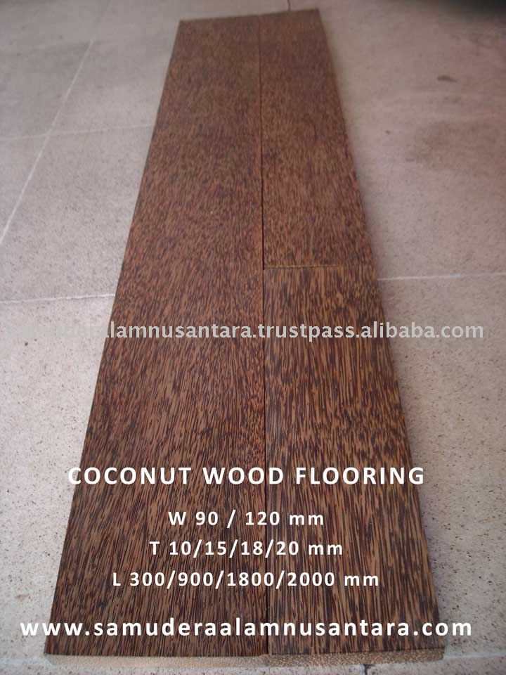 Coconut Wood Flooring 23cm X 9 12cm Buy Flooring Product On