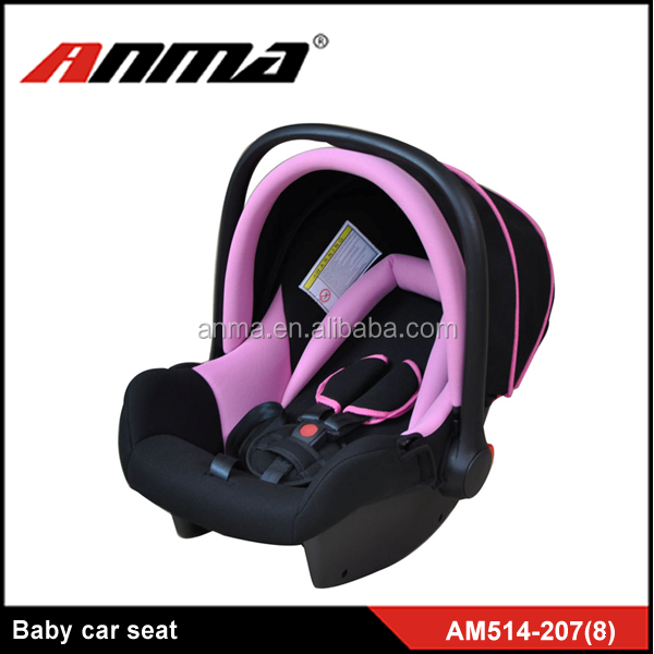 disposable pink child booster seat comfortable kid safety car seat