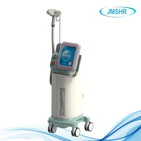 Vertical q-switch nd yag laser Nevus of Ota Removal equipment from China