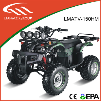 Cheap Chinese 150cc/250cc 4 Wheel ATV Quad for Adults with CE/EPA