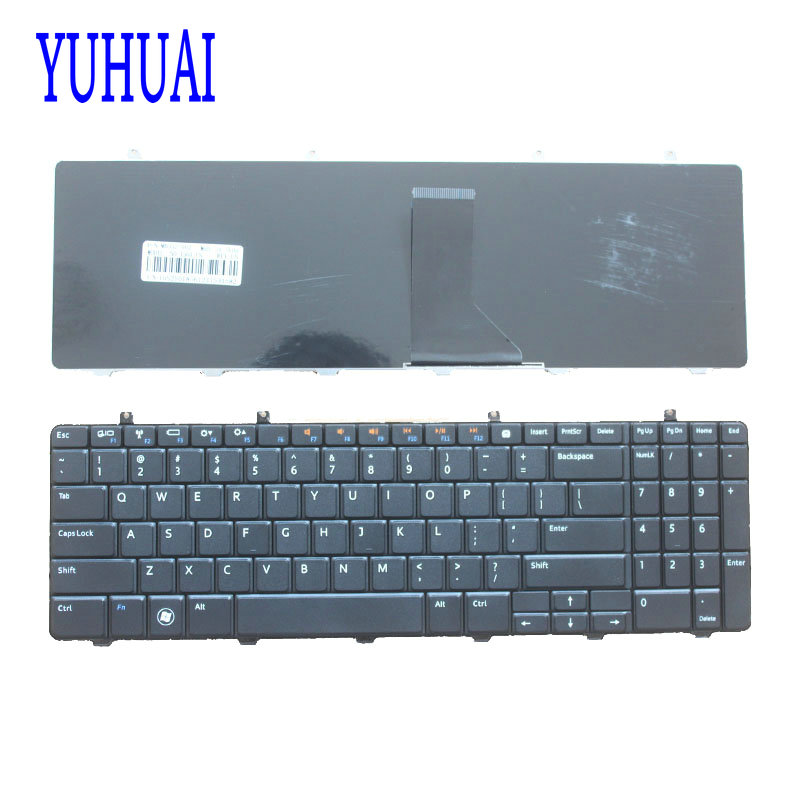 NEW For Dell Inspiron 1564 Series US laptop keyboard