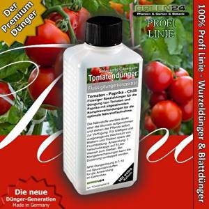 Tomato (Solanum) Paprika (Capsicum) Chili Pepper Liquid Fertilizer HighTech NPK, Root, Soil, Foliar, Fertiliser - Plant Food