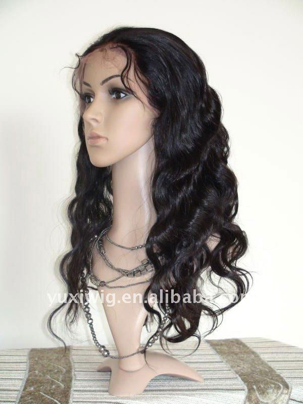 sensational price top quality cheap indian remy full lace wigs