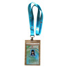 Cheap wholesale custom logo design Backstage Passes ID Card Badge Holder Lanyard for employees entertainment industries
