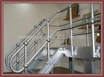 Galvanised Steel Stair Handrail Stanchions Buy