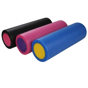 Custom Muscle Pain relief yoga exercise EPE foam roller
