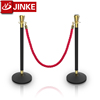 Decorative Barriers Pole Pretty Stanchion Post Used in Airport
