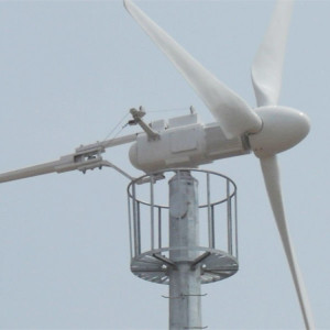 2KW 3KW mini ac motor power wind turbine generator 5kw 220v for home use