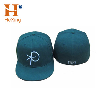 Yupoong Style Cotton Flex Fit Cap Fitted Snapback Hat Wholesale ... 1a2eae82824