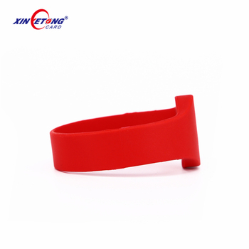 Promotional RFID F08 Cheap Custom Silicone bracelet,213 Cheap Silicone Wristband