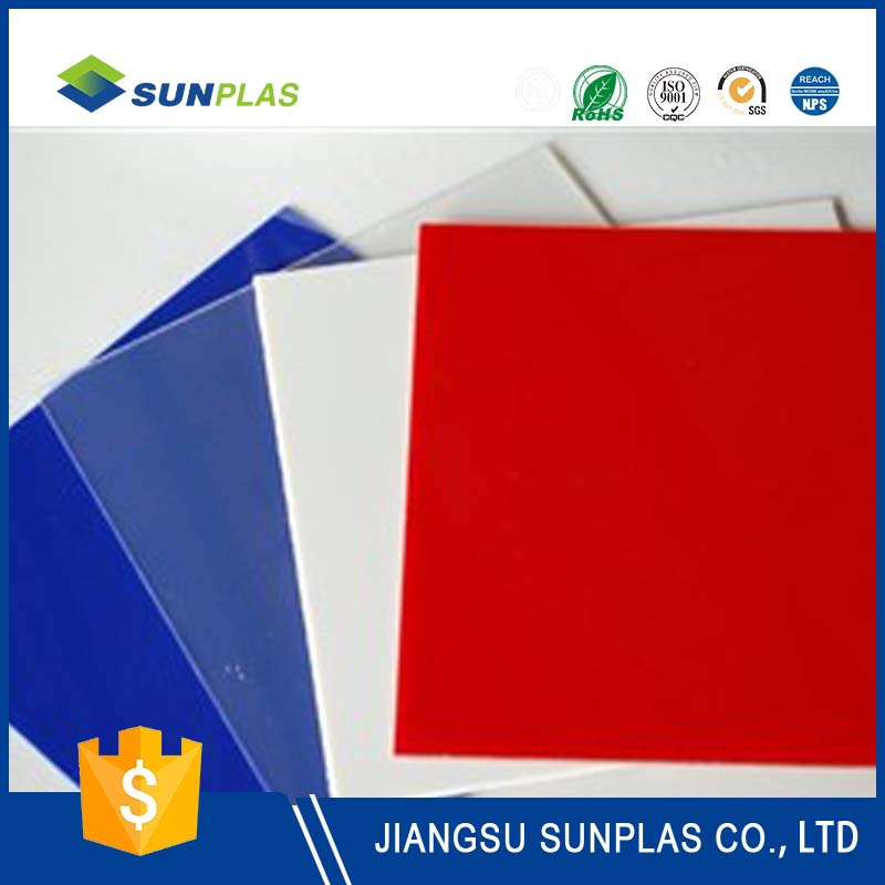 Corrosion 5 mm polystyrene sheets for sale