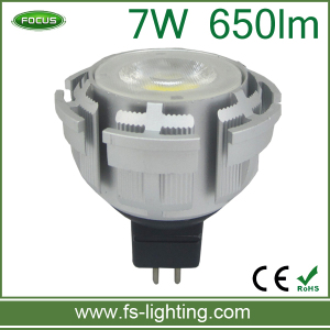 New MR16 LED Spot 7W with 2700k 55mm