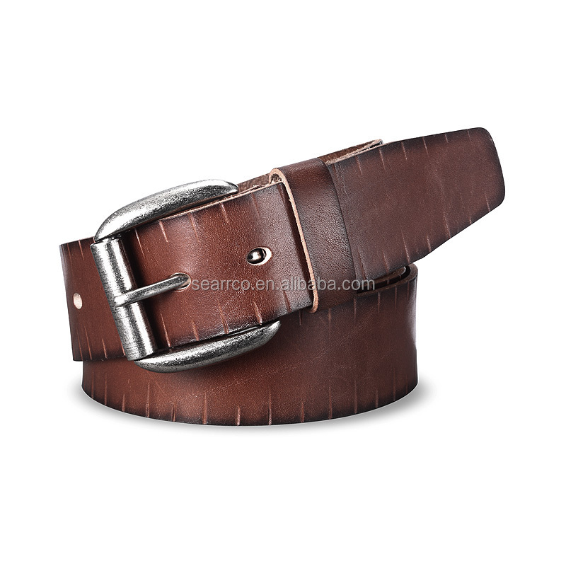 export 2015 man leisure belt cowhide leather youngman belt