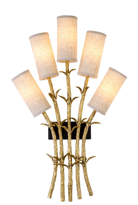 Stile europeo di fornitore di Porcellana di alta tecnologia di livello antico luce staffa in ottone candele appliques per le vendite