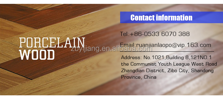 Wholesale high quality Slim Tile Ultra Thin Wooden Finish Step Tiles Stair Riser Skirting Tiles