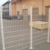 Hot sales PVC Coated Welded Double Wire Fence For Rezidental