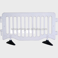 China Supplier Plastic Road Safety Equipment Barrier
