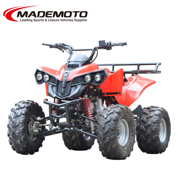 350cc china atv with Air shock from wiztem industry