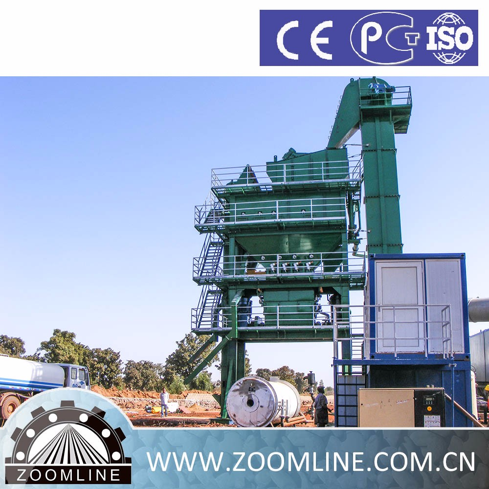 100T/H used asphalt mixing plant, new asphalt mixing plant for selling