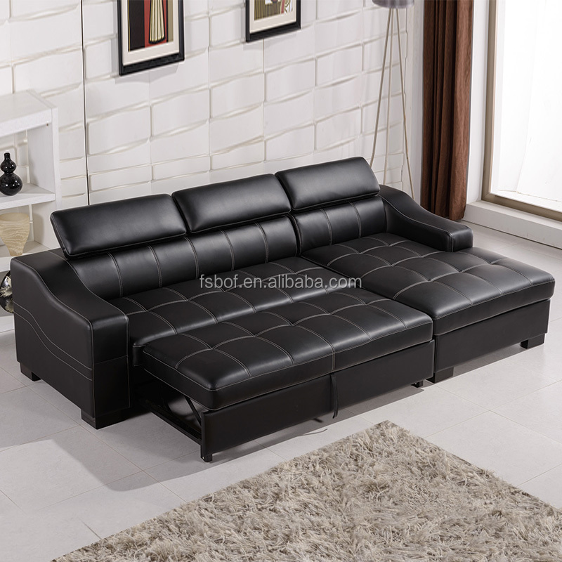 genuine leather sofa bed genuine leather sofa bed suppliers and at alibabacom