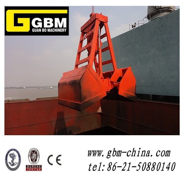 25t wireless remote control grab for bulk carrier