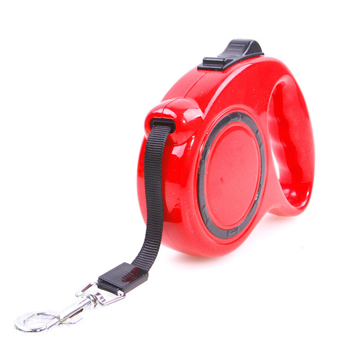 Private Label Pet Products Heavy Duty Automatic Retractable Dog Leash