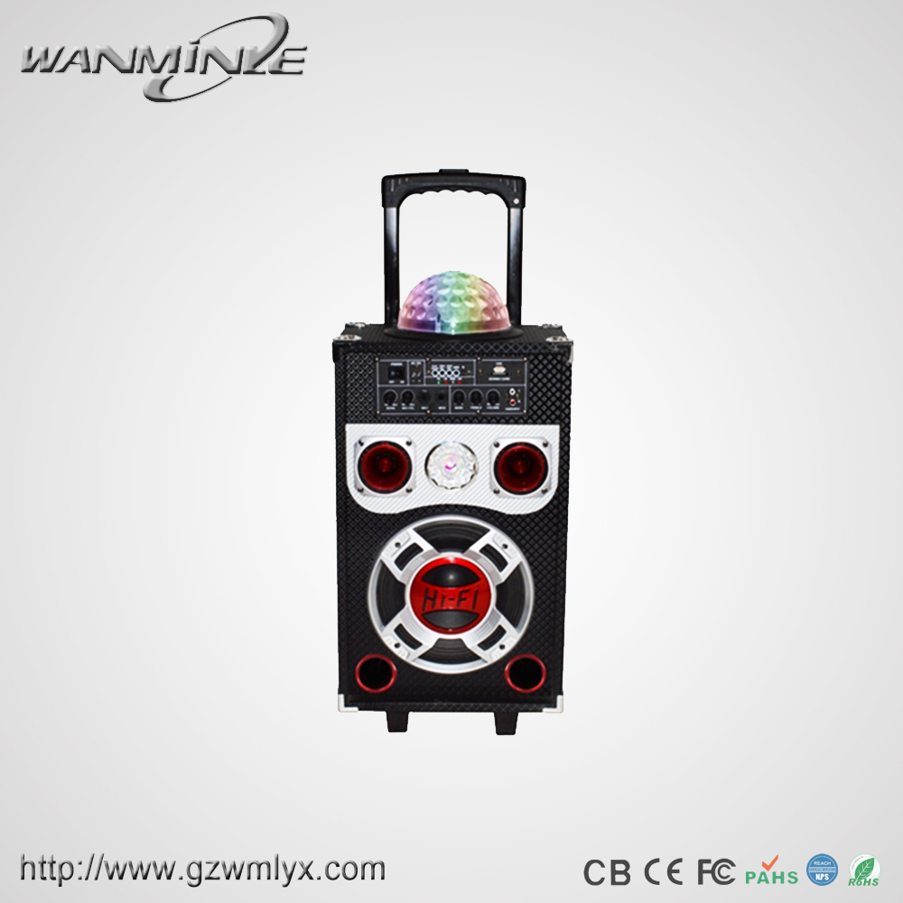Hifi Modern Bluetooth Speaker With Laser Ball Light dj songs mp3 free download