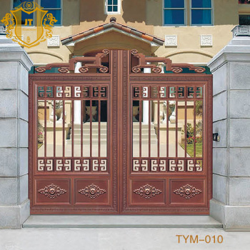 2016 Latest Design Compound Wall Gate Buy Compound Wall Gatemain